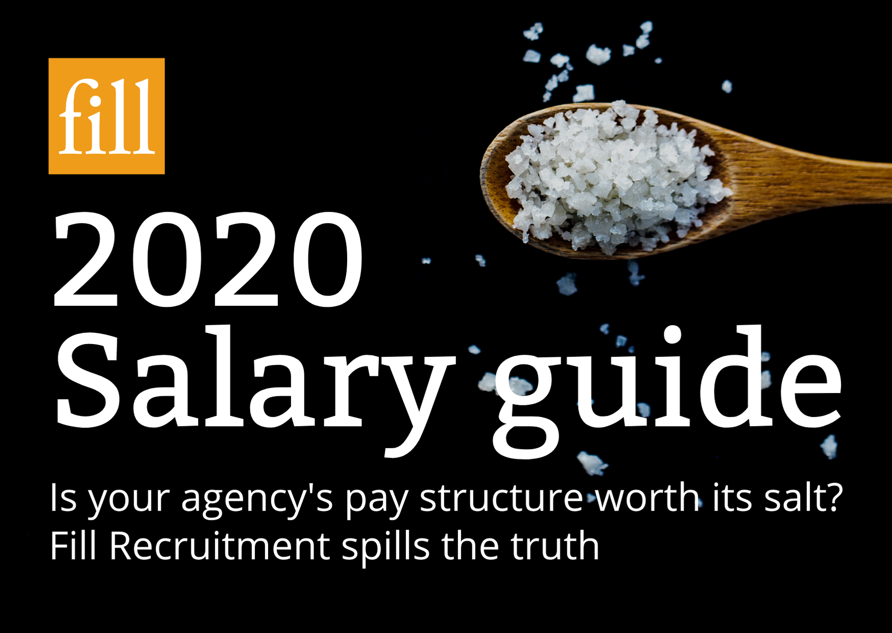 salary guide fill recruitment 2020